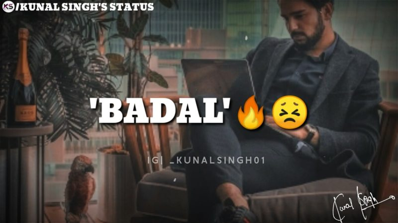 Usse bul na h to khud ko badal lo best attitude status video 2020 for whatsapp