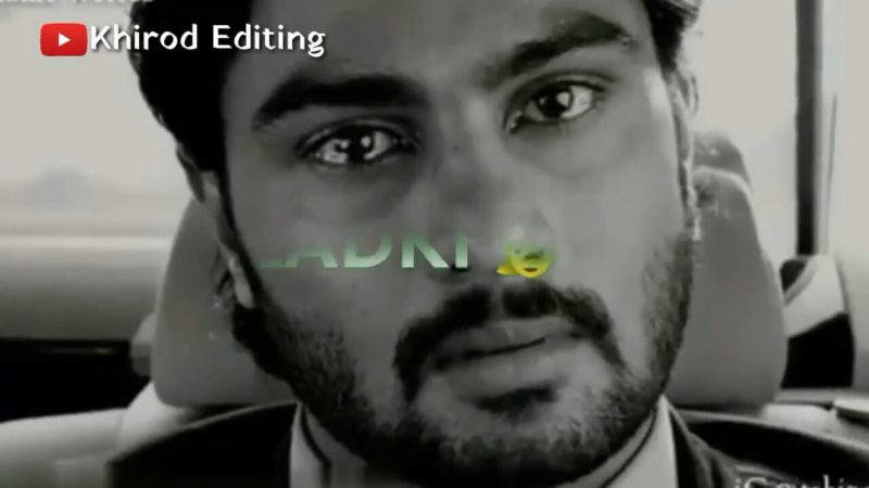 Best sad status for friends in hd quality| Arjun kapoor sad status video for life 20 sec video