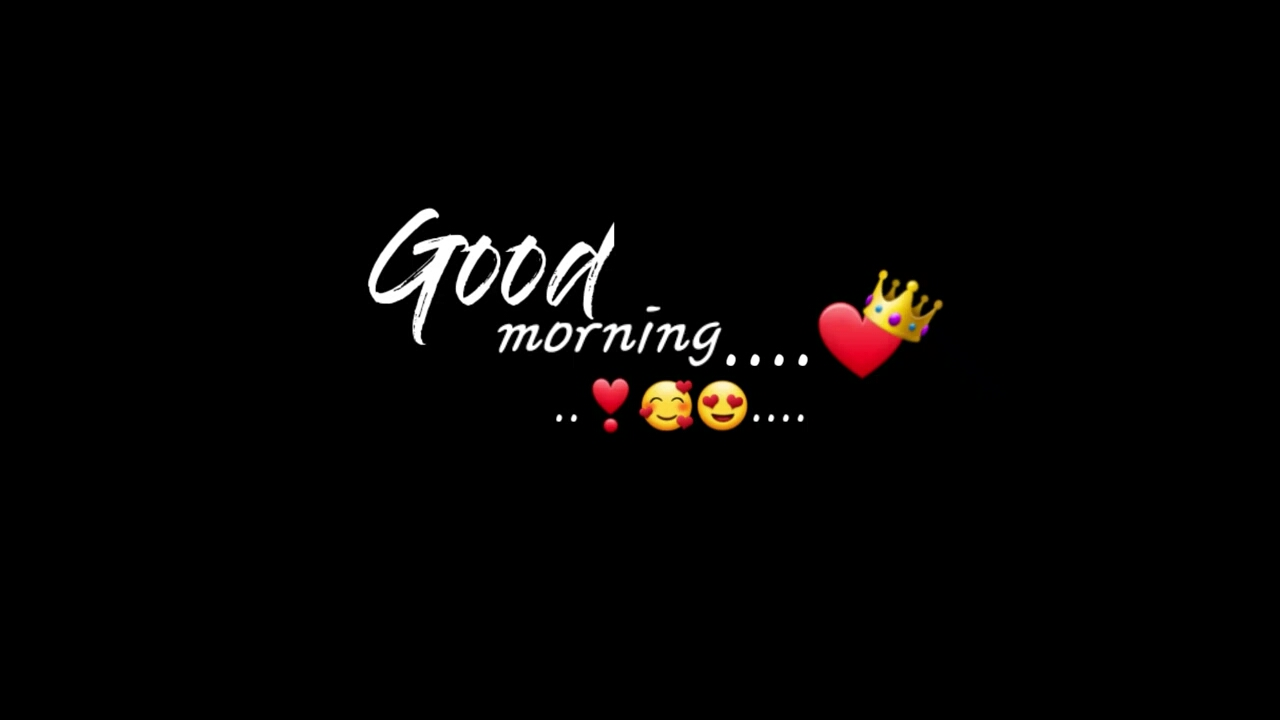 Best good morning love videos in free download for 2020 ...