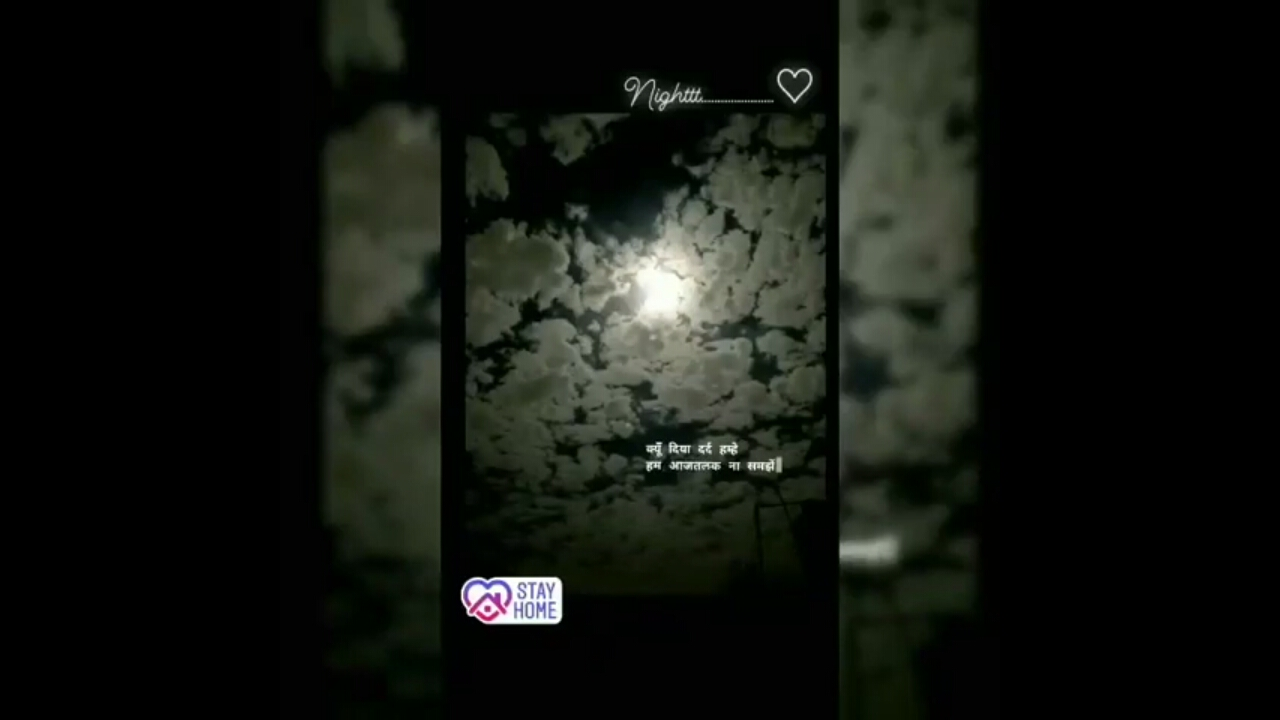 Best good night status for friends in free download for whatsapp status video| 15 Sec video download