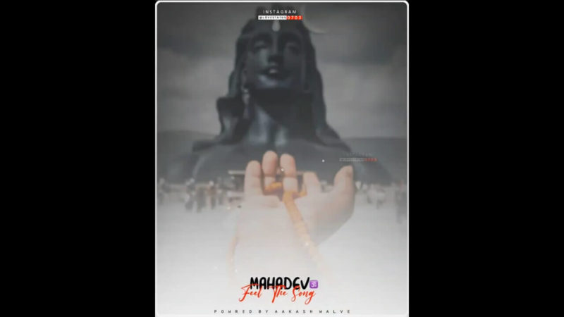 New Mahadev status download 15 sec