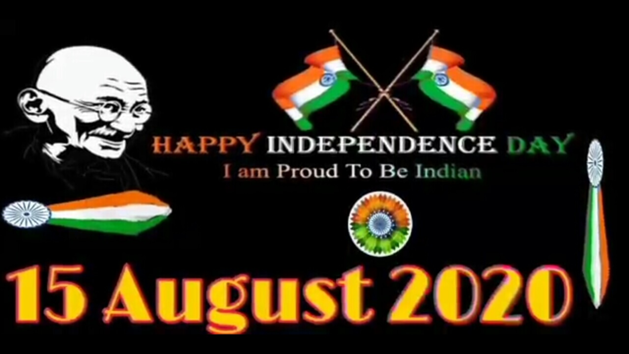 whatsapp status video independence day